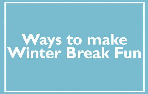 Ways to make winter fun