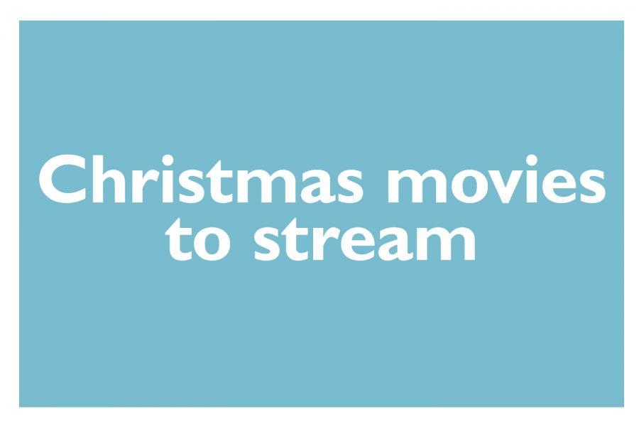 Christmas movies to stream