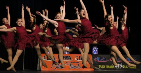 Photo Gallery: IHSA State Co-Ed Varsity Cheer Competition