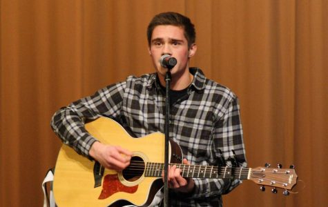 NCHS grad making original music, finds Spotify success