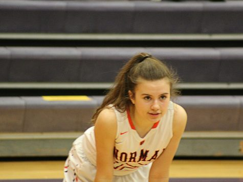 Lady Iron Basketball falls short against Central Catholic