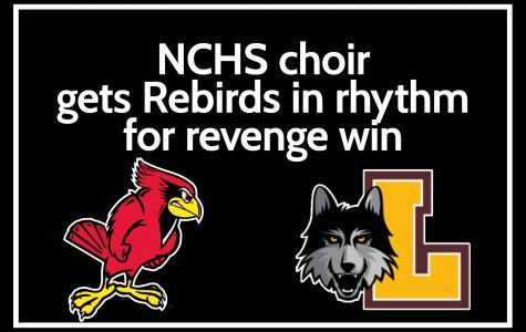 NCHS Choir gets Rebirds in rhythm for revenge win