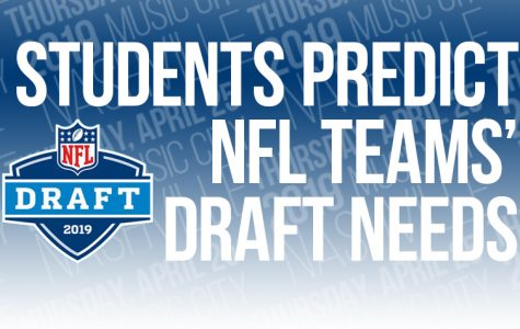 Students predict NFL team draft needs