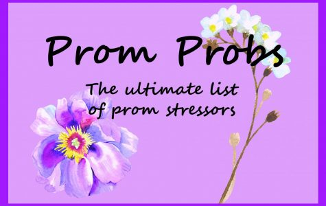 Prom Probs: The ultimate list of prom stressors