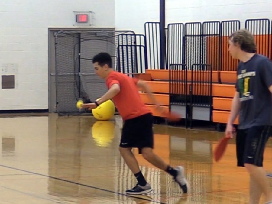 Pickleball opens NCHS to community