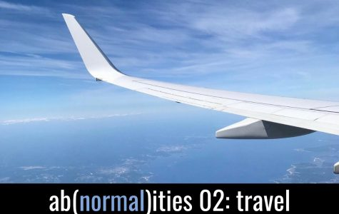 ab(normal)ities episode 02: travel