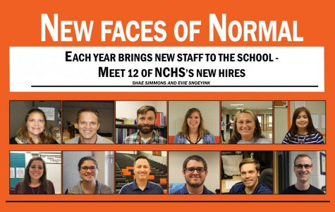 Each year brings new staff to NCHS - meet 12 of 2019's new hires