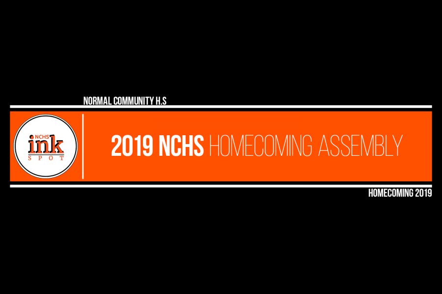 Video: 2019 Homecoming Assembly