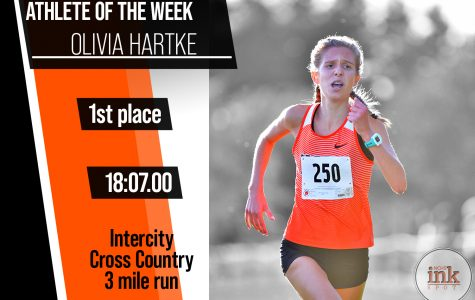 Inkspot Athlete of the Week: Olivia Hartke