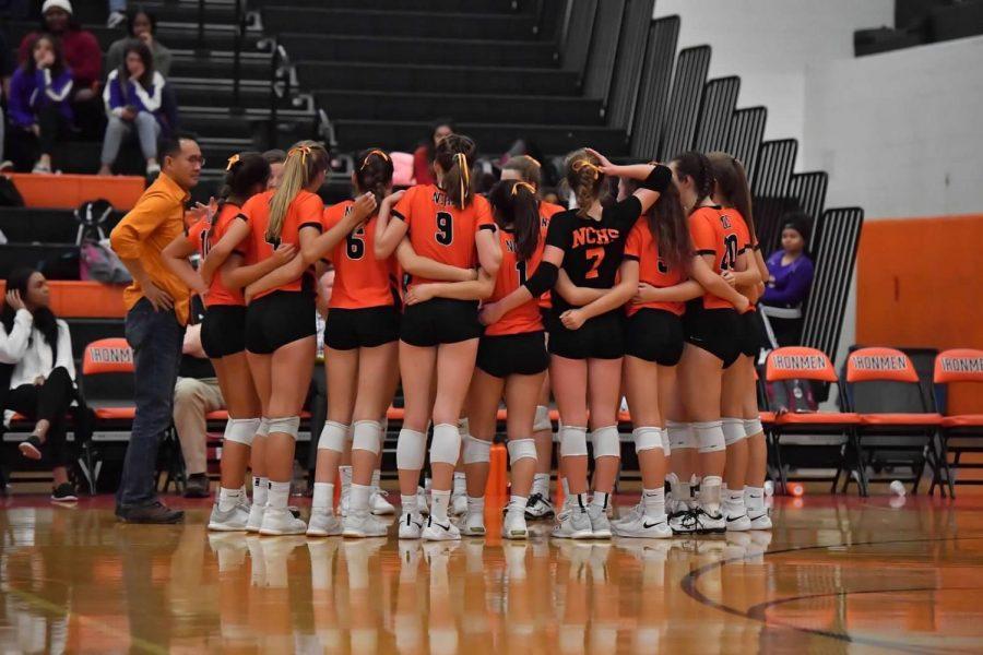 Reflecting on varsity volleyball season; looking at future goals