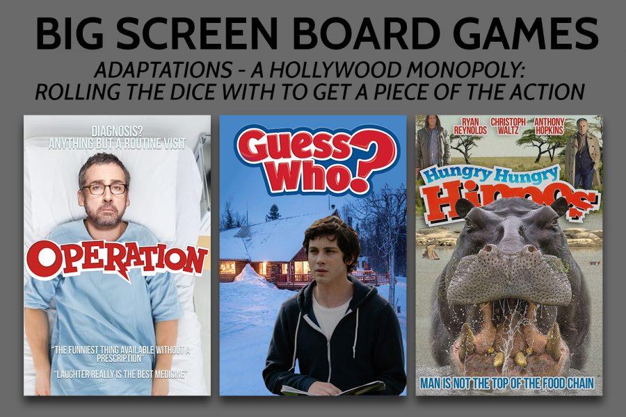 Big screen board games