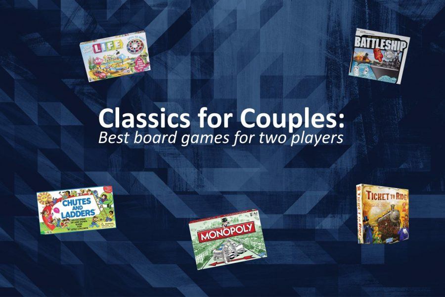 Classics for Couples: Best board games for two players