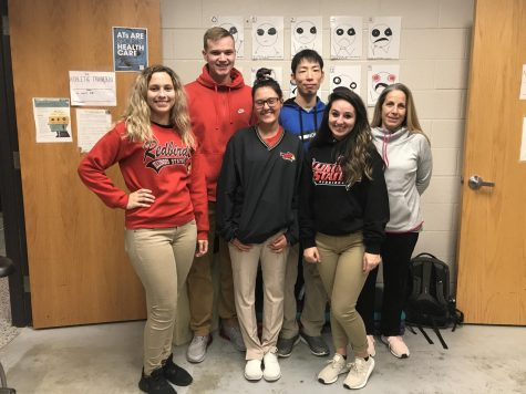 Athletic trainers implement Healthy Roster