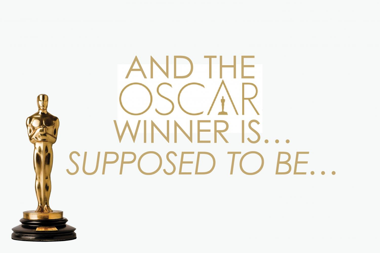 In the February print edition of the Inkspot, Kelsey Kern provided her picks for the Academy Awards major categories. Here are some of the highlights from that story.