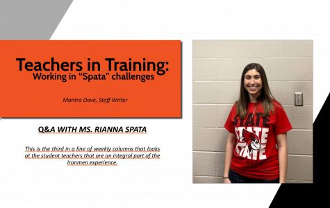 Teachers in Training: Working in Spata of challenges