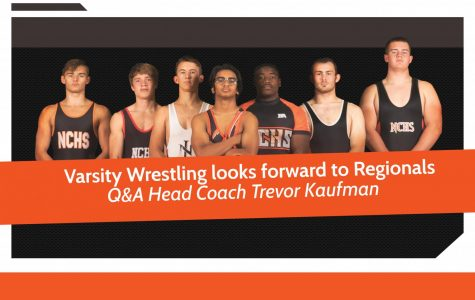 Varsity wrestling prepares for post-season