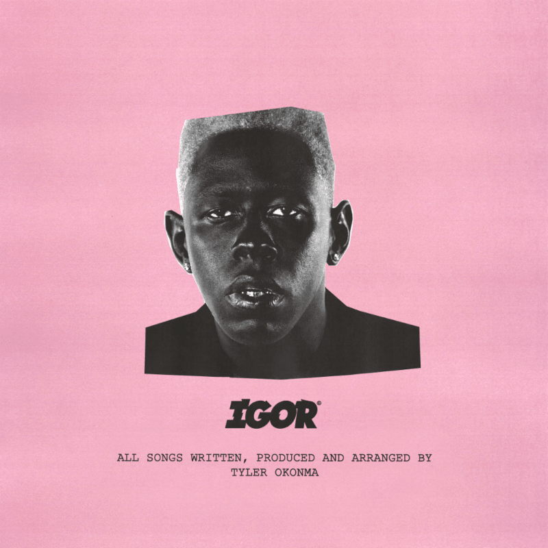 Igor is Tyler the Creator's sixth studio album, written and produced in such a way that pushes the album beyond hip hops usual boundaries.