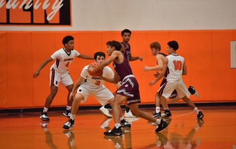 Boys basketball looks to snap playoff losing streak