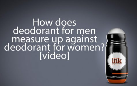 Shae Simmons interviews three subjects on the topic of the differences between deodorant for men and deodorant for women.