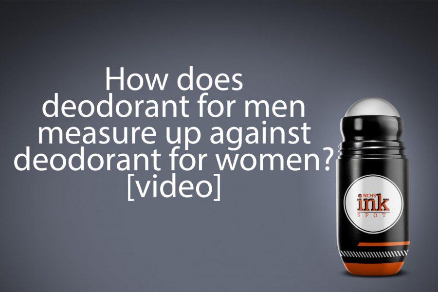 Deodorant for men vs. deodorant for women: Which is better? [video]