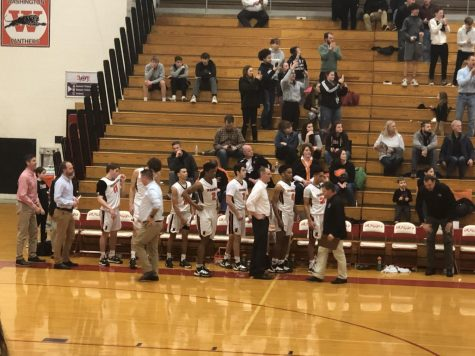 Boys basketball: Ironmen come up short in Sectional loss to West