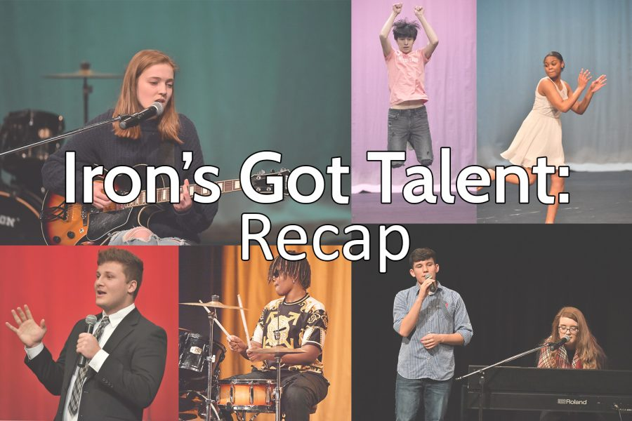 Iron's Got Talent: recap