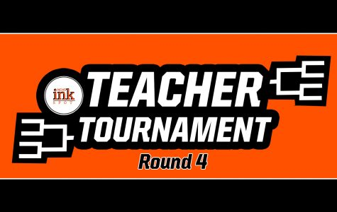 Round Four Update: NCHS' Favorite Teacher - March Madness
