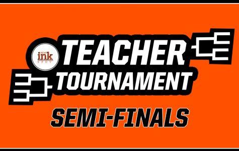 Semifinals Update: NCHS' Favorite Teacher – March Madness