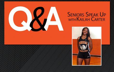 Q & A: Senior Athletes Speak Up