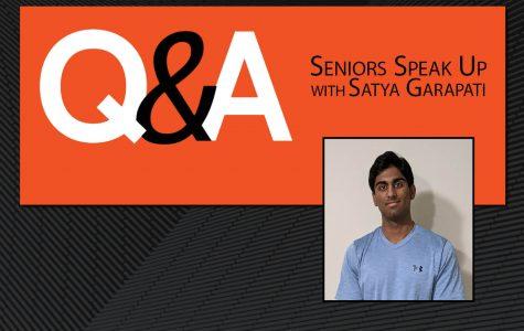 Q & A: Seniors Speak Up