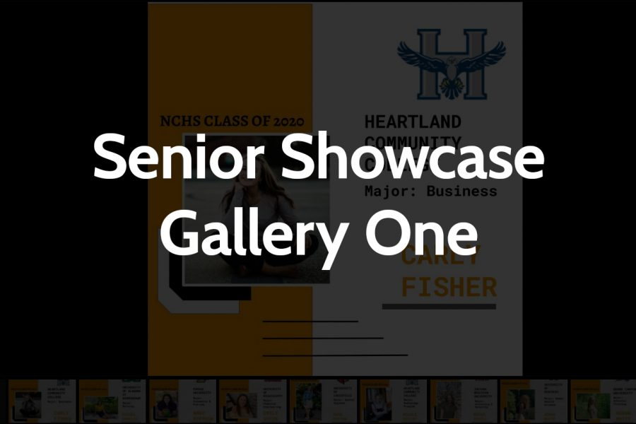 Senior Showcase Gallery One