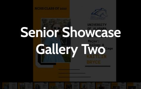 Senior Showcase Gallery Two