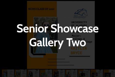 Senior Showcase Gallery Two
