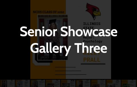 Senior Showcase Gallery Three