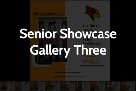 Senior Showcase Gallery Three