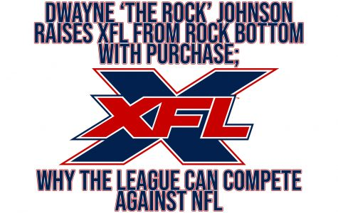 Dwayne 'The Rock' Johnson raises XFL from rock bottom; Why it can succeed against the NFL