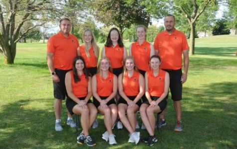 While the 2020 Lady Iron Golf team concludes their season together, Alyvia Burr individually moves forward to Sectionals.