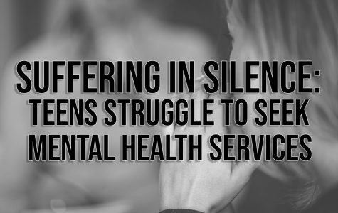 Suffering in Silence: Teens struggle to seek mental health services