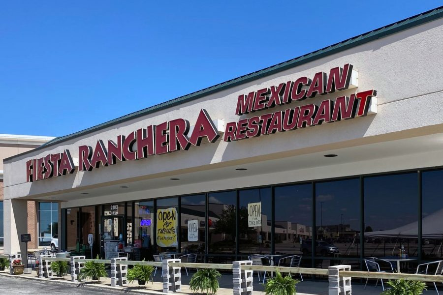 The Fiesta Ranchera location on College Ave. is one of the Fiesta locations run by the Canchola family.