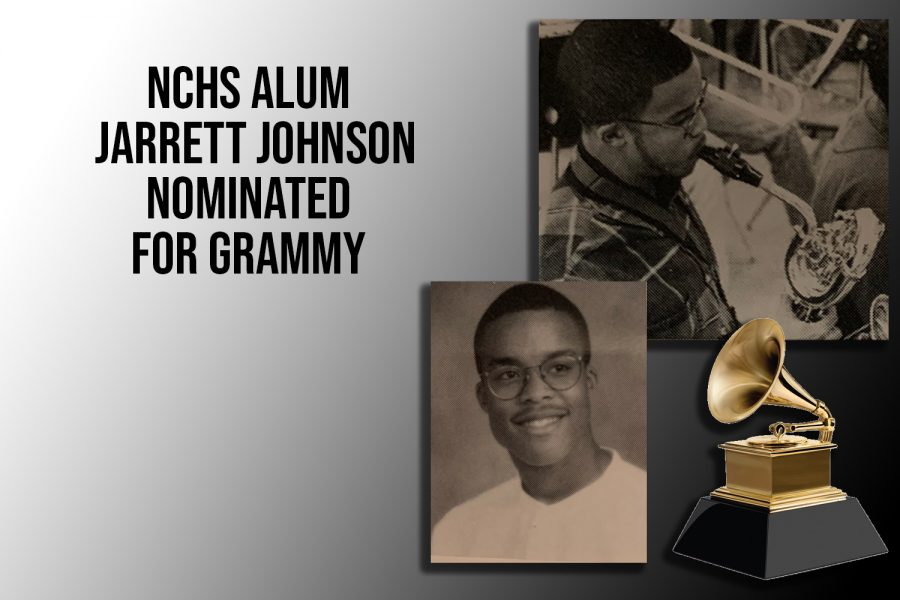Class of 1997 graduate Jarrett Johnson is nominated for Grammy award for a song release this summer.
