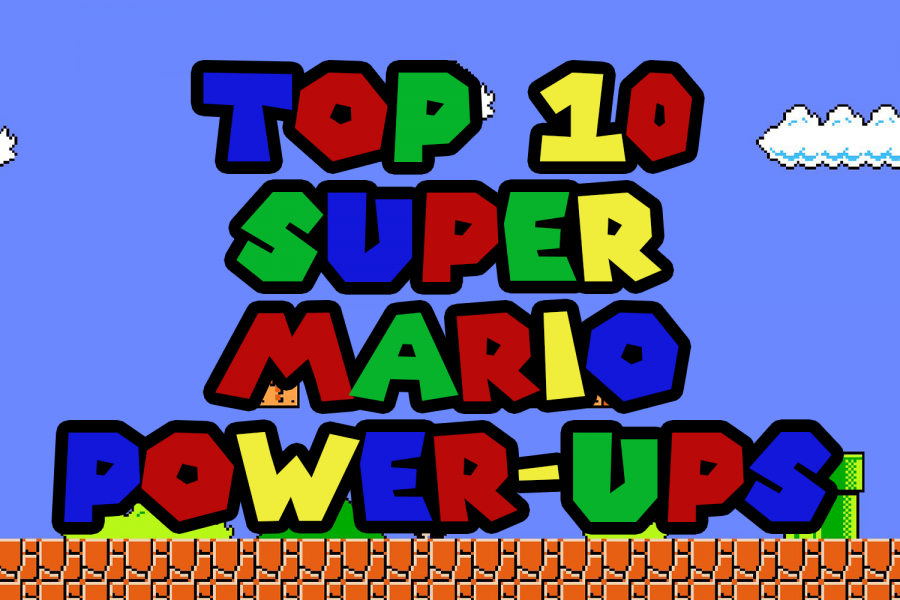 Top 10 Super Mario power-ups