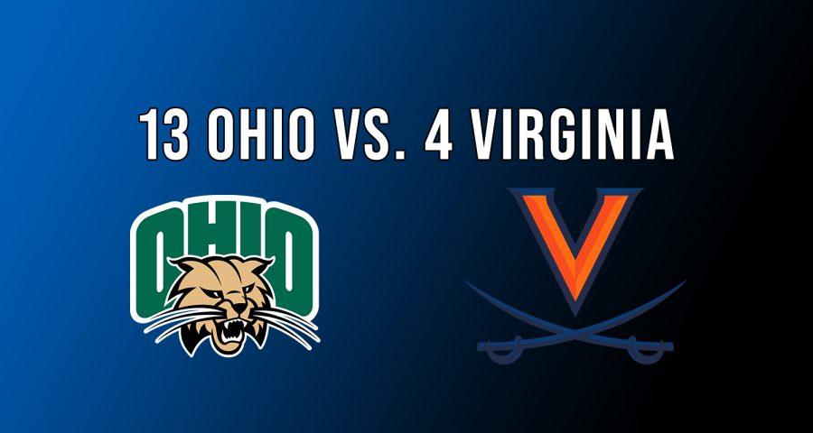 13 Ohio vs. 4 Virginia