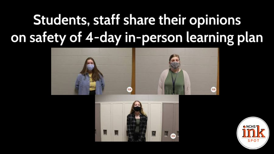 Students%2C+staff+share+their+opinions+on+safety+of+4+day+in-person+learning+plan