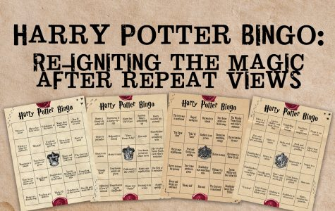 Harry Potter bingo: Re-igniting the magic after repeat views
