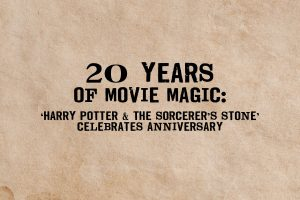 20 Years  of movie magic: 'Harry Potter & the Sorcerer's Stone' celebrates anniversary