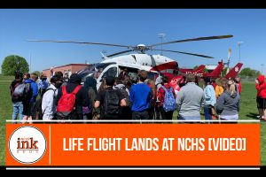 Life Flight lands at NCHS [video]