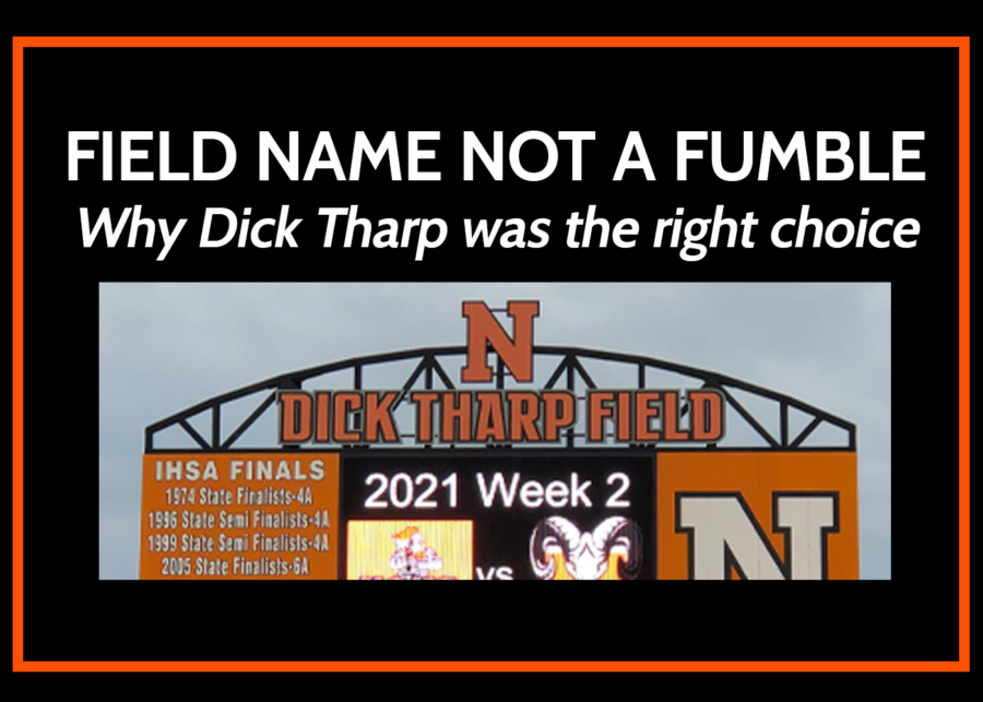 Field name not a fumble