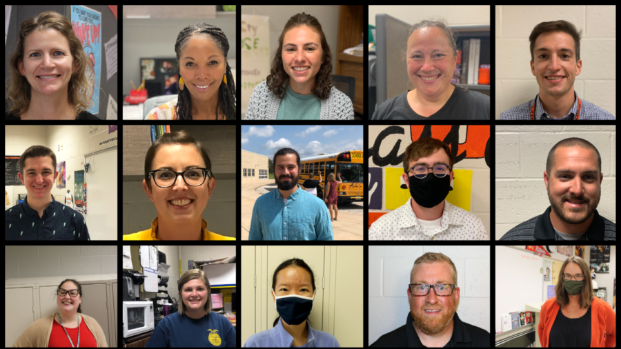 New Faces of Normal: A Q&A with NCHS new hires