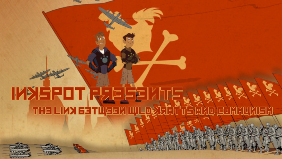 The Link Between Wild Kratts and Communism [video]
