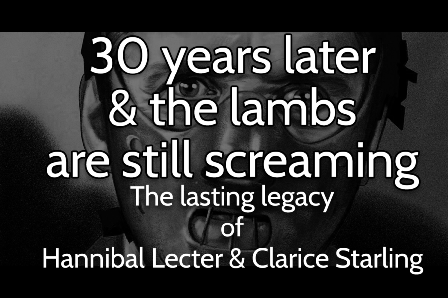 30 years later and the lambs are still screaming